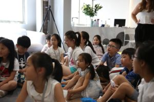 Creative educational workshops