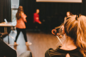 Coaching & Creative advice: Innovative performances (live/online)