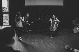 Coaching – Stage presence & creative performances