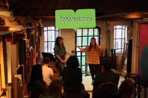 Improvísame – Improv basics en español
